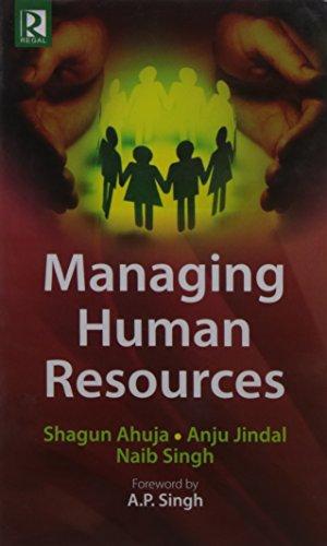 9788184844481: Managing Human Resources