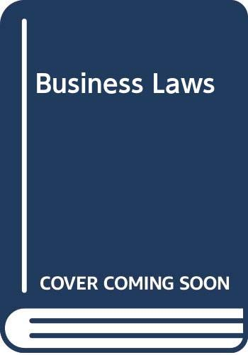 Business Laws : Indian Contract Act, 1872,: Meenu Soni Anita