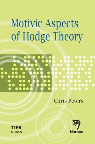 Motivic Aspects of Hodge Theory: Chris Peters
