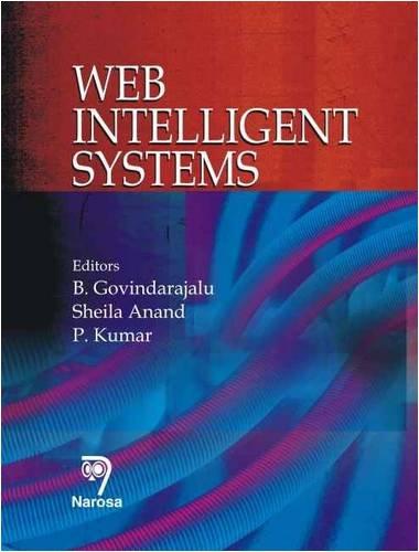 9788184870152: Web Intelligent Systems