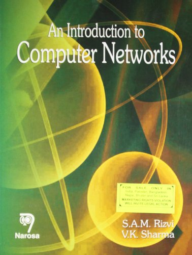 9788184870954: An Introduction To Computer Networks
