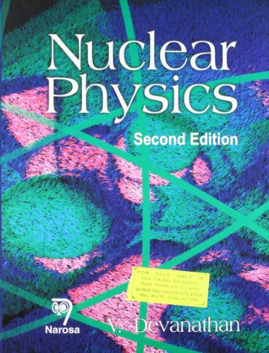 9788184871043: Nuclear Physics