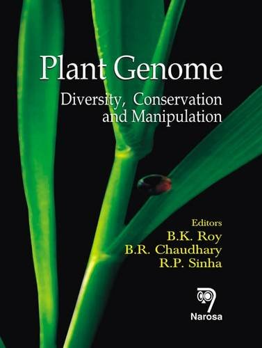 9788184871135: Plant Genome: Diversity, Conversation and Manipulation
