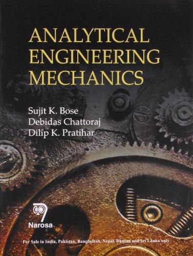 9788184871425: Analytical Engineering Mechanics