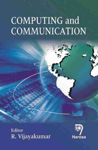 Computing and Communication: R. Vijayakumar (Ed.)