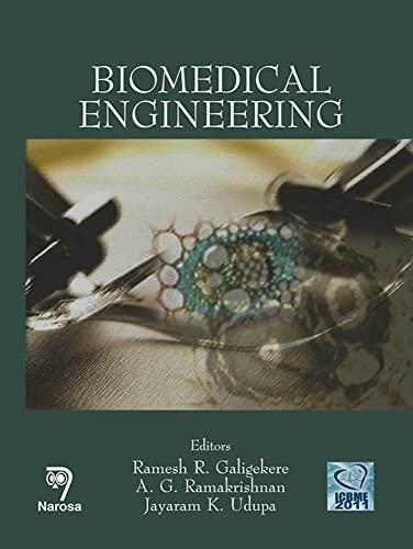 9788184871951: Biomedical Engineering