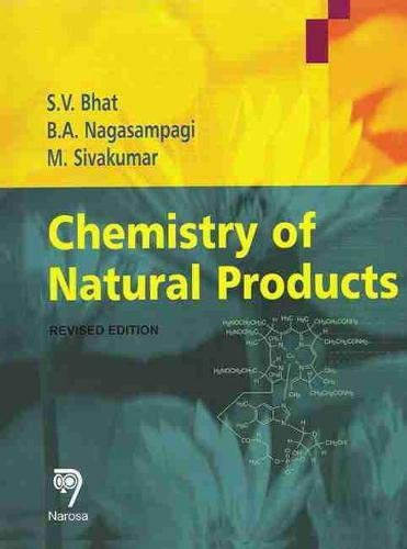 Chemistry of Natural Products: V., Bhat S.;