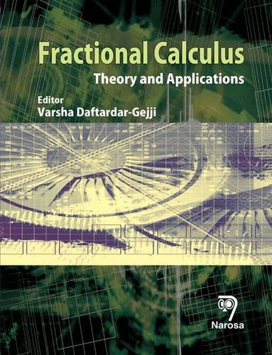 Fractional Calculus: Theory and Applications, 2014: V. Daftardar-Gejji