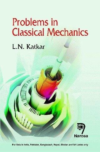 9788184873535: Problems In Classical Mechanics