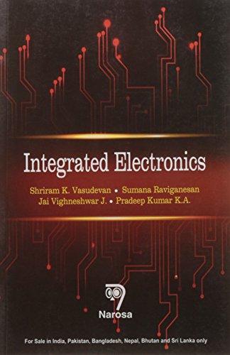 Integrated Electronics, 2015: S.K. Vasudevan