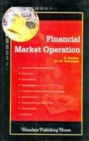 FINANCIAL MARKET OPERATION: E. Gordon &