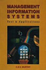 9788184884098: Management Information System