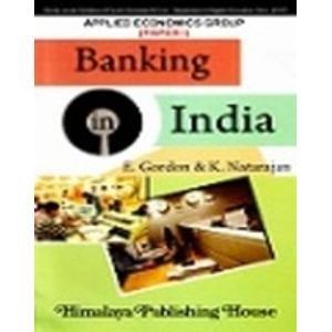 Banking in India (Applied Economics Group Paper: Gordon & Natarajan