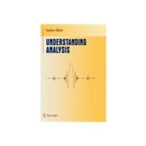9788184890136: Understanding Analysis