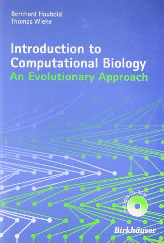 9788184890624: Introduction to Computational Biology : An Evolutionary Approach