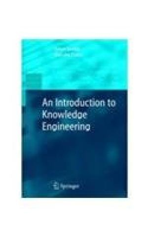 9788184891492: An Introduction to Knowledge Engineering