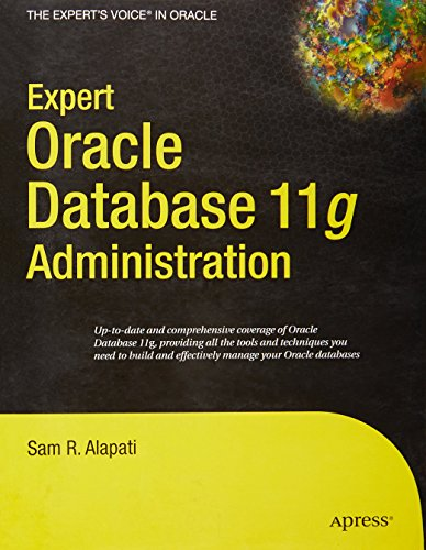 9788184891591: Expert Oracle Database 11g Administration
