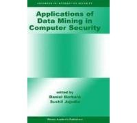 9788184891645: APPLICATIONS OF DATA MINING IN COMPUTER SECURITY