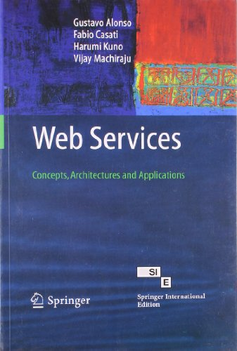 9788184891706: Web Services : Concepts ,Architectures And Applications