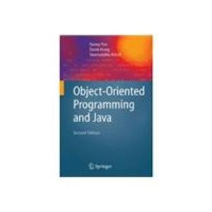 9788184892352: Object-Oriented Programming and Java, 2e
