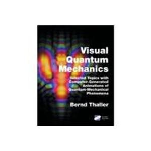 9788184892390: Visual Quantum Mechanics (With CD)
