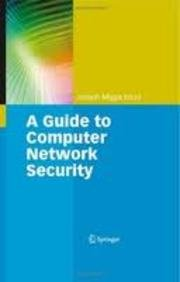 9788184894387: Guide to Computer Network Security