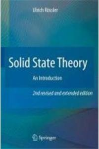 9788184894462: Solid State Theory
