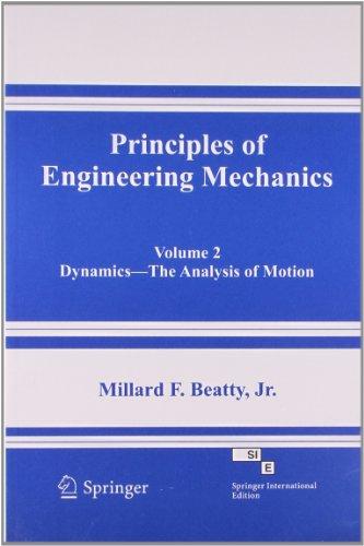 9788184896497: Principles Of Engineering Mechanics Vol 2(Sie)
