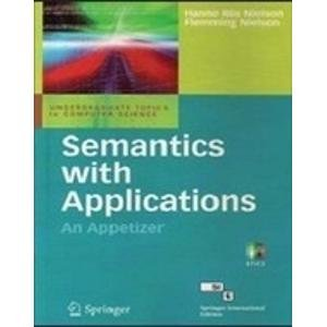 9788184897487: Semantics with Applications