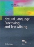 9788184897975: Natural Language Processing And Text Mining