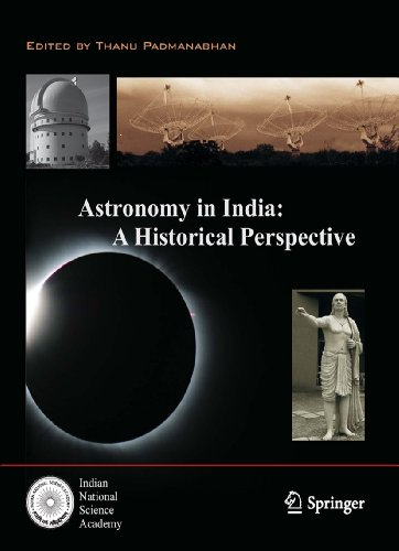 9788184899979: Astronomy in India: A Historical Perspective
