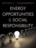 9788184950007: Energy Opportunities & Social Responsibility