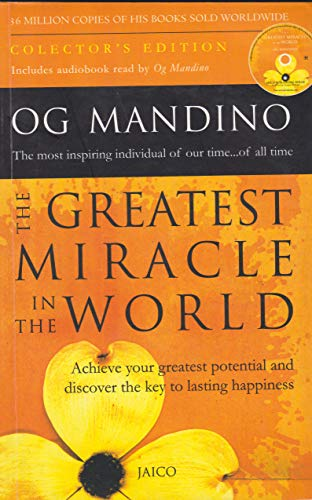 9788184950373: The Greatest Miracle in the World