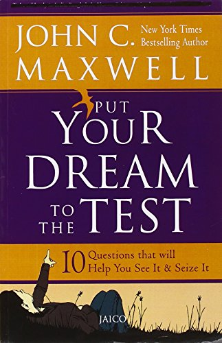 9788184950571: Put Your Dream to the Test