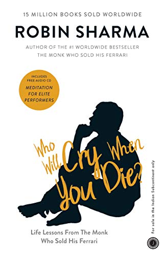 9788184950625: Who Will Cry When You Die? (With Cd)