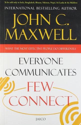9788184951318: Everyone Communicates Few Connect