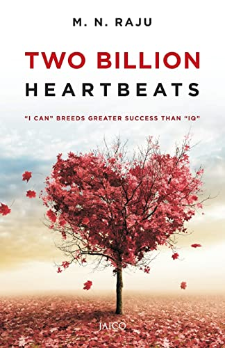 9788184951684: Two Billion Heart Beats: I Can Breeds Greater Success than IQ