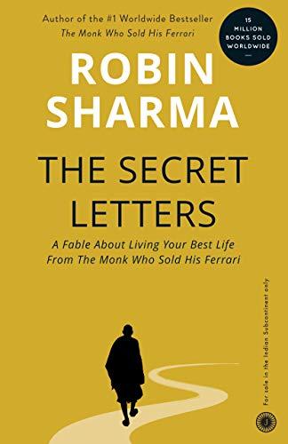 9788184952926: The Secret Letters