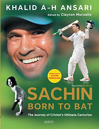 9788184953008: Sachin: Born to Bat
