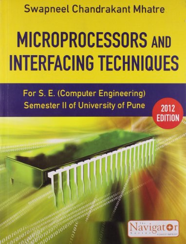 9788184953251: Microprocessors and Interfacing Techniques