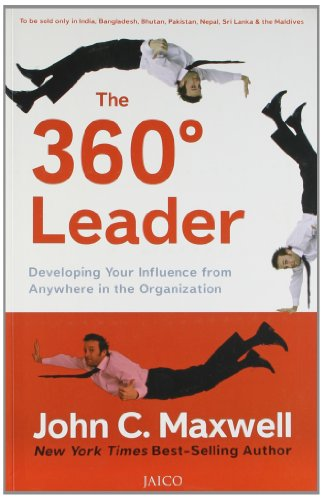 9788184953336: The 360 Degree Leader