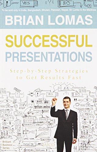 Successful Presentations: Brian Lomas