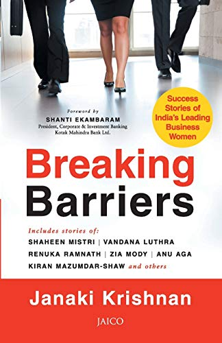 Breaking Barriers: Janaki Krishnan