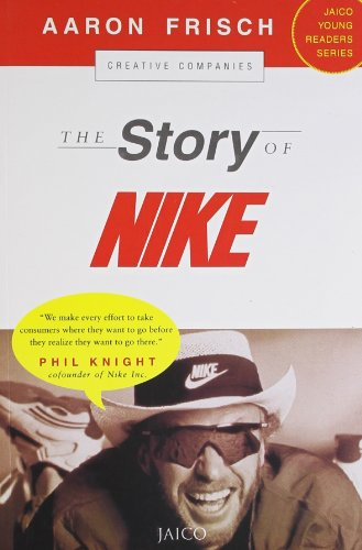 9788184954395: The Story of Nike