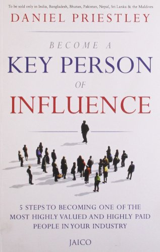9788184954753: Become a Key Person of Influence