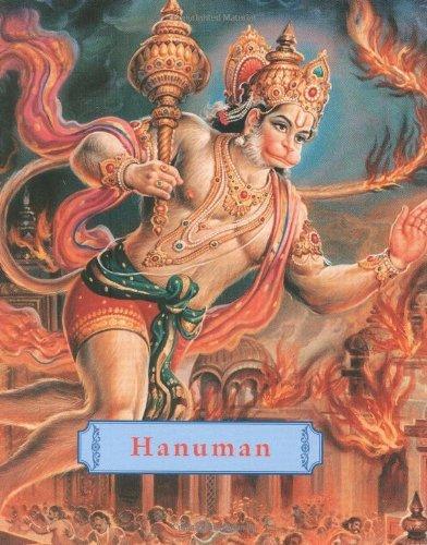 9788184955149: HANUMAN:THE HEROIC MONKEY GOD