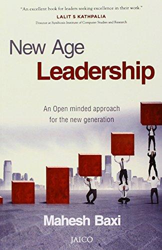 9788184955767: New Age Leadership