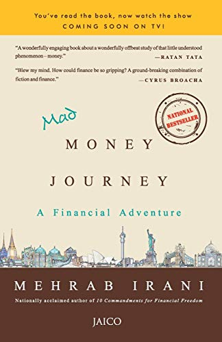 9788184955774: Mad Money Journey: A Financial Adventure