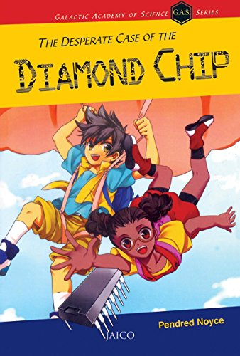 9788184955941: The Desperate Case of the Diamond Chip