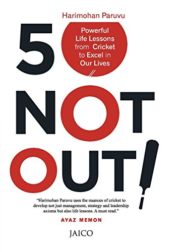 9788184956573: 50 Not Out!